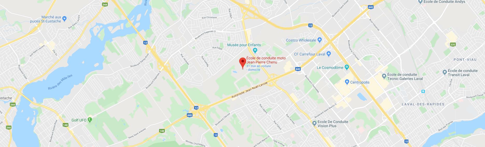 École de conduite moto Jean-Pierre Chenu - Google Maps