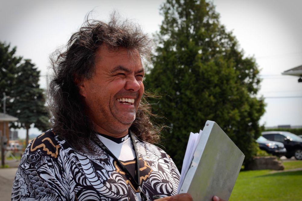 Instructeur cours de conduite moto - École de Conduite Jean-Pierre Chenu à Laval